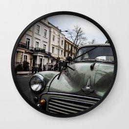 Vintage  Vehicles Wall Clock