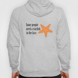 Starfish in the Face - The Little Selkie Hoody