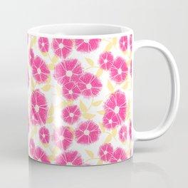 12 Sketched Mini Flowers Coffee Mug
