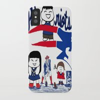 patriots iPhone & iPod Cases featuring Team Patriots!  by Happy Positivity