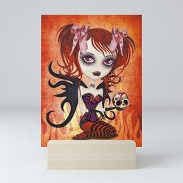 Fallen Angel Mini Art Print