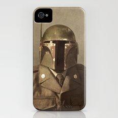 General Fettson iPhone (4, 4s) Slim Case
