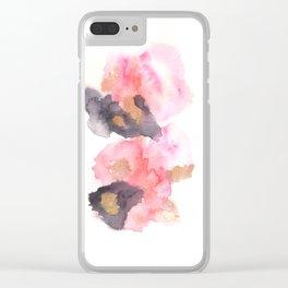 [dec-connect] 33. elegance Clear iPhone Case