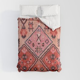 Epic Rustic & Farmhouse Style Original Moroccan Artwork  Comforters