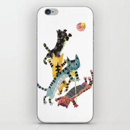 Cats iPhone Skin