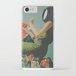 Social Dis-dancing iPhone Case