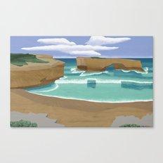 Edge of Oz #3 Canvas Print