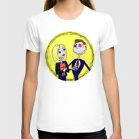 dr who T-shirts featuring A Dr Who Nightmare by Cheeky Designs