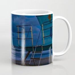 Moon Over Tower Four Coffee Mug