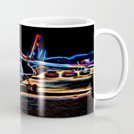 Neon Jet Coffee Mug