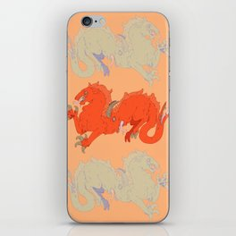 CHIMERA iPhone Skin