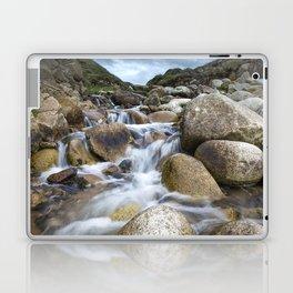 Stream Into Porth Nanven Laptop & iPad Skin