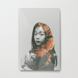 Rui Yi Y. Metal Print