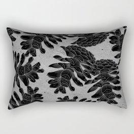 Taiga forest Rectangular Pillow