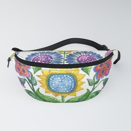 Butterfly Playground Fanny Pack