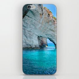 Greece Ocean iPhone Skin