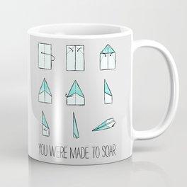 You Were Made To Soar Coffee Mug