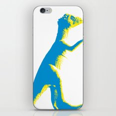 alex the dino iPhone & iPod Skin
