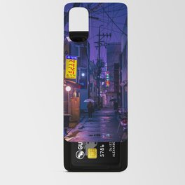 Purple Alleys of Korea Android Card Case