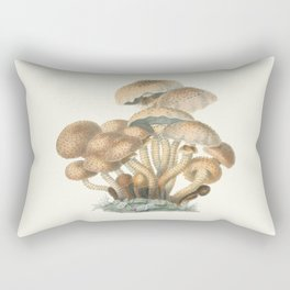 Agaricus Squarrosus Rectangular Pillow
