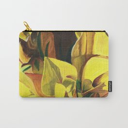 Golden Gorse Flowers Carry-All Pouch