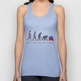 DE-EVOLUTION Unisex Tank Top