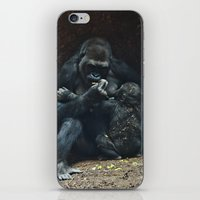 mother iPhone & iPod Skins featuring Mother by Mary Kilbreath