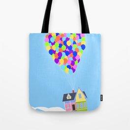 UP!  Tote Bag