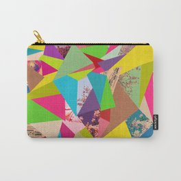 Colorful Thoughts Carry-All Pouch