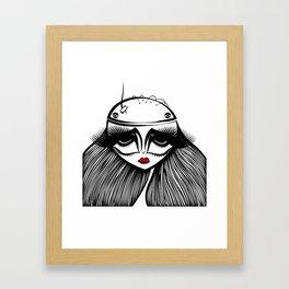 lullabelle'la 005 Framed Art Print