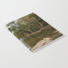 Brushy Creek Bed Notebook