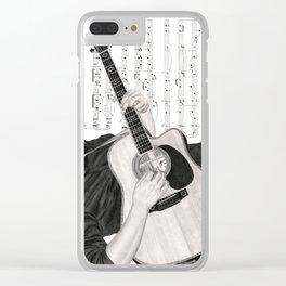A Few Chords Clear iPhone Case