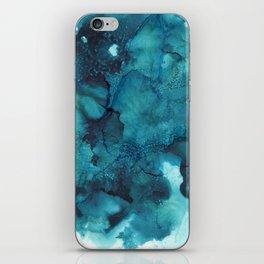 Blue Dream iPhone Skin