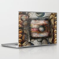 radio Laptop & iPad Skins featuring Radio by John Hansen