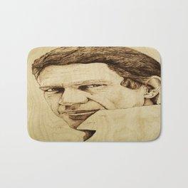 Steve McQueen Bath Mat