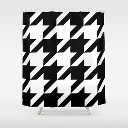 Dogtooth Shower Curtain
