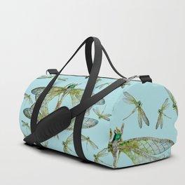 TIFFANY DRAGONS Duffle Bag