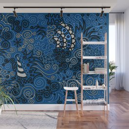 Hey, Beautiful Wall Mural