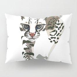 Minimal Ocelot Pillow Sham