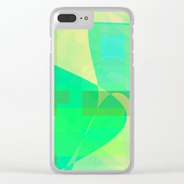 artifacts found Clear iPhone Case