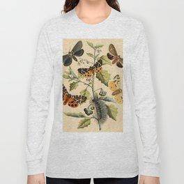 5 Moths Long Sleeve T-shirt