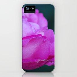 Pink Tulip 2 iPhone Case