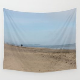 Broughty Ferry beach 2 Wall Tapestry