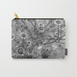 dried flowers in the field Carry-All Pouch