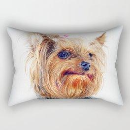 Super Pets Series 1 - Super Treble 2 Rectangular Pillow
