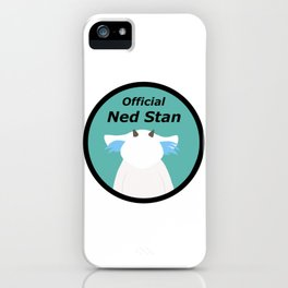 Official Ned Stan iPhone Case