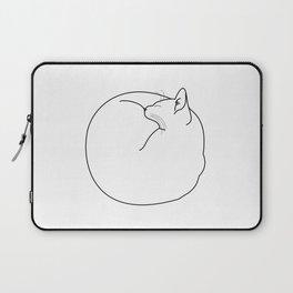 Fuzz Ball Laptop Sleeve