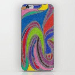 Vivid iPhone Skin