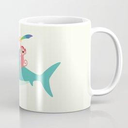 Adventure Begins Coffee Mug