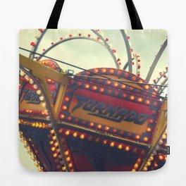 Vintage Carnival ~ The Tornado Tote Bag